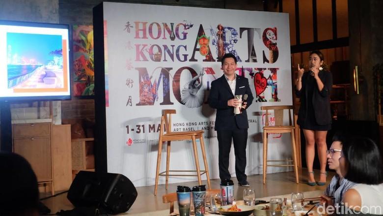 Siap Jelajahi Kiblat Seni di Hong Kong Arts Month 2019? Foto: Tia Agnes/ detikHOT