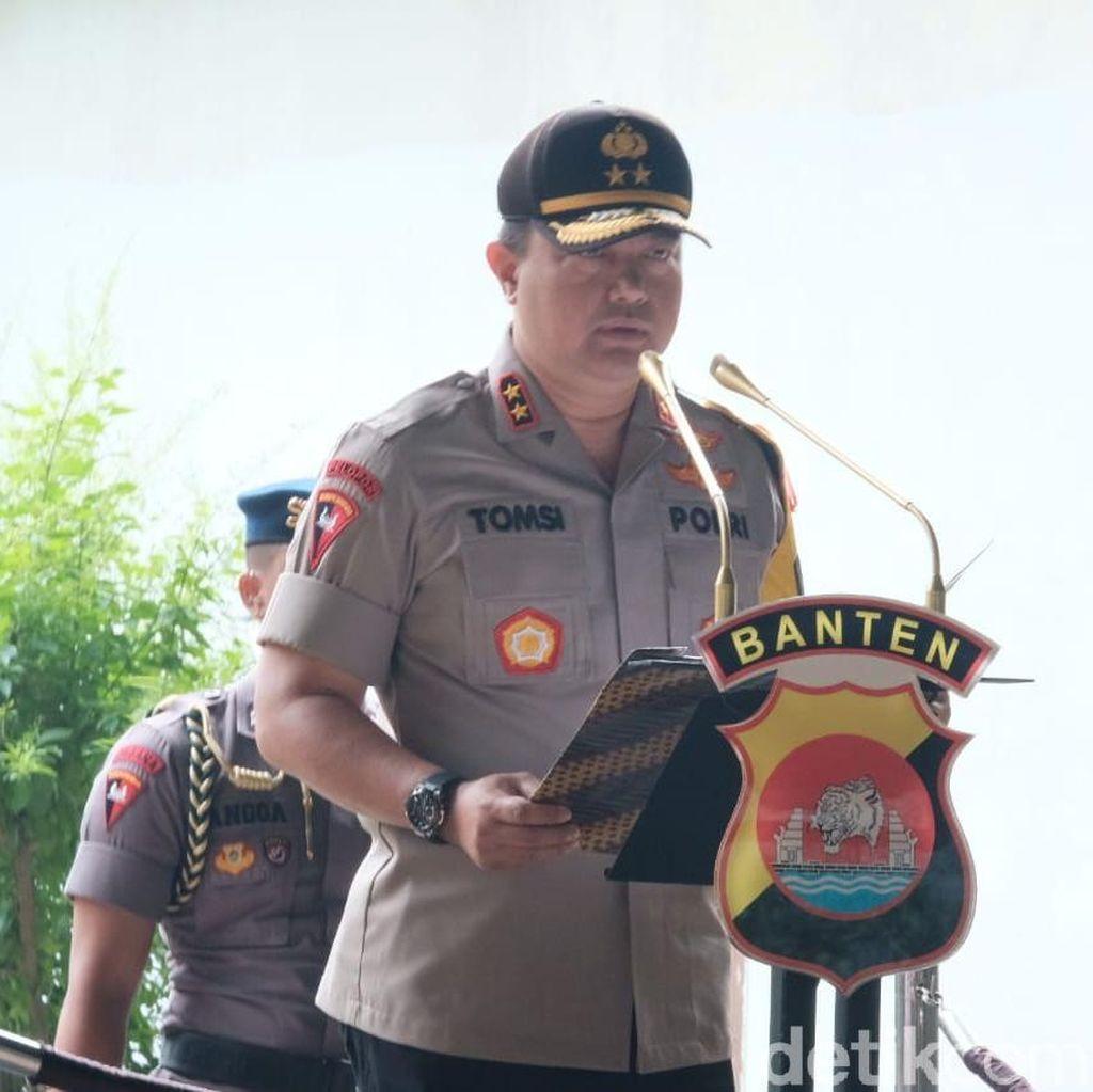 Oknum Polda Banten yang Bebaskan Tahanan Hadapi Sidang Etik