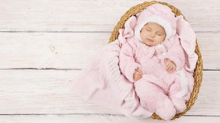 Nama bayi perempuan bermakna hebat/ Foto: iStock
