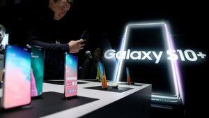 Wow! Galaxy S10+ Harga Rp 24 Juta Banyak Dipesan