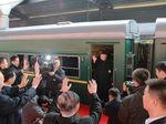 Naik Kereta Api, Kim Jong Un Berangkat ke Vietnam