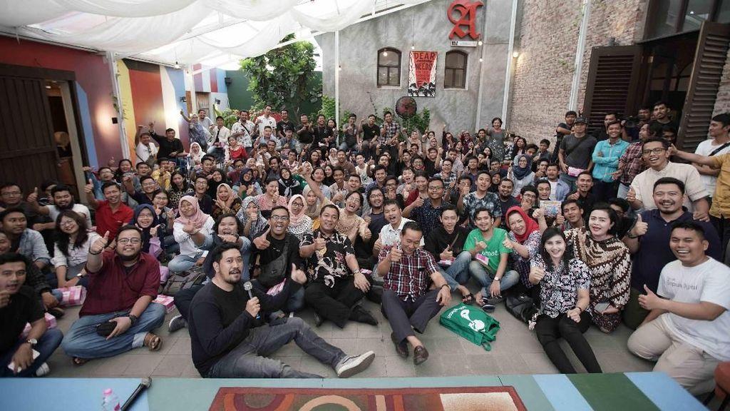 Bertemu Start Up, Wali Kota Hendi Ingin Ada Unicorn dari Semarang