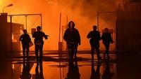 Konflik dan peperangan pun rutin terjadi antara pemberontak dan pemerintah.Dok. MD Pictures