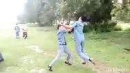 Viral! Video Pelajar di Blora Duel di Lapangan