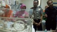 Istri Dibunuh Suami di Kudus, Bayi yang Ditinggalkannya Sakit