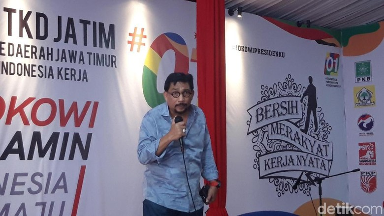 TKD Jatim Anggap Gangguan ke Prabowo-Sandi Sebagai Penyambutan