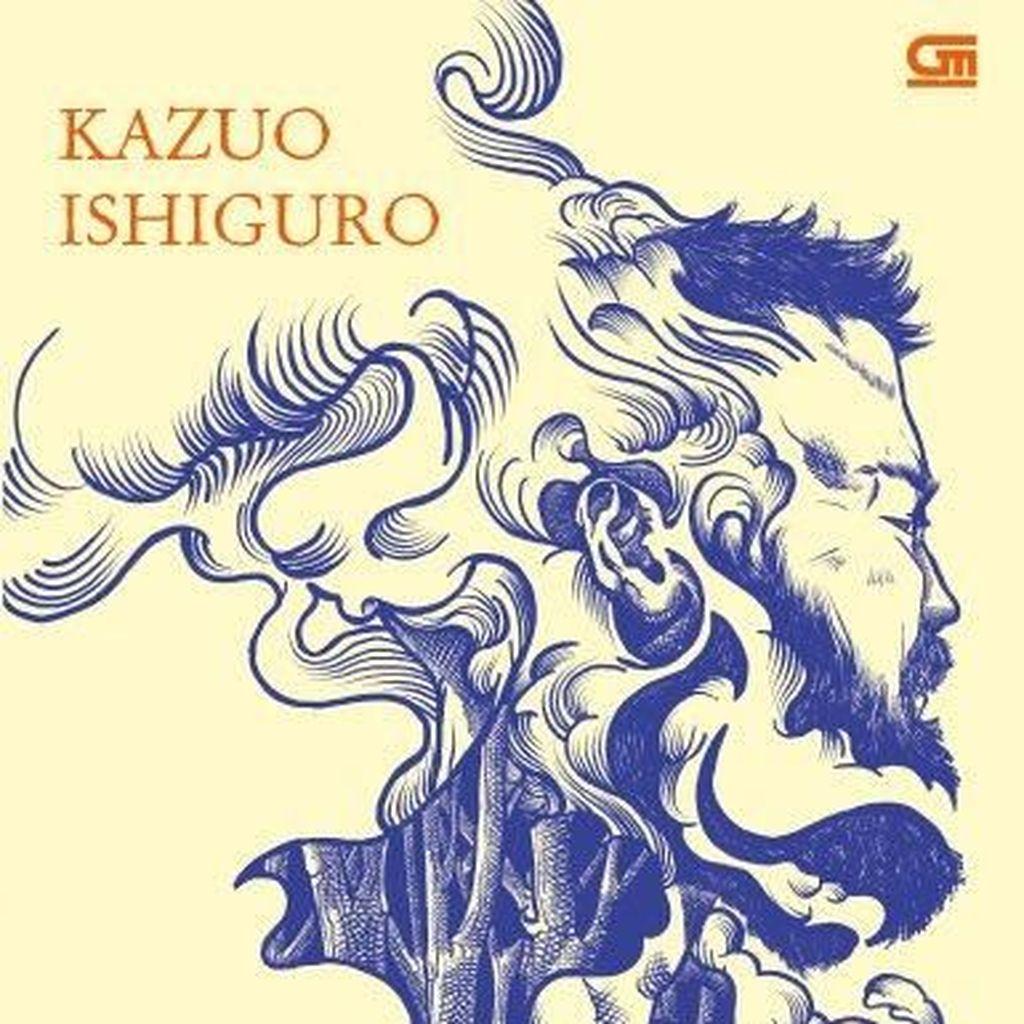 Begini Sampul Novel Kazuo Ishiguro The Buried Giant Versi Bahasa Indonesia