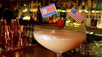 Sambut Pertemuan Korut-AS, Bar di Vietnam Ini Sajikan Minuman Spesial