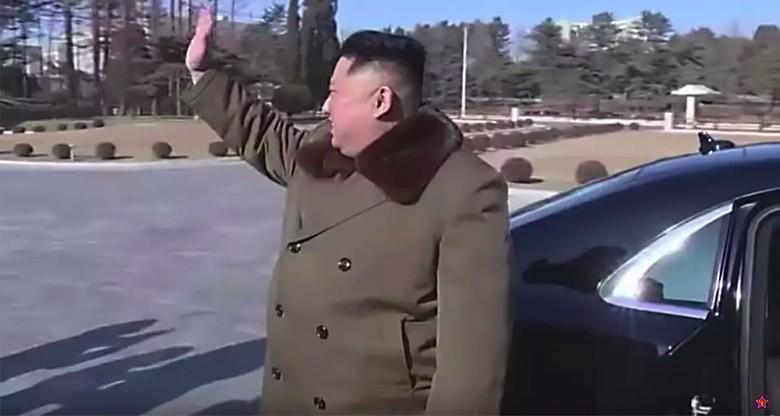 Kim Jong Un. Foto: Screenshot North Korea State Media