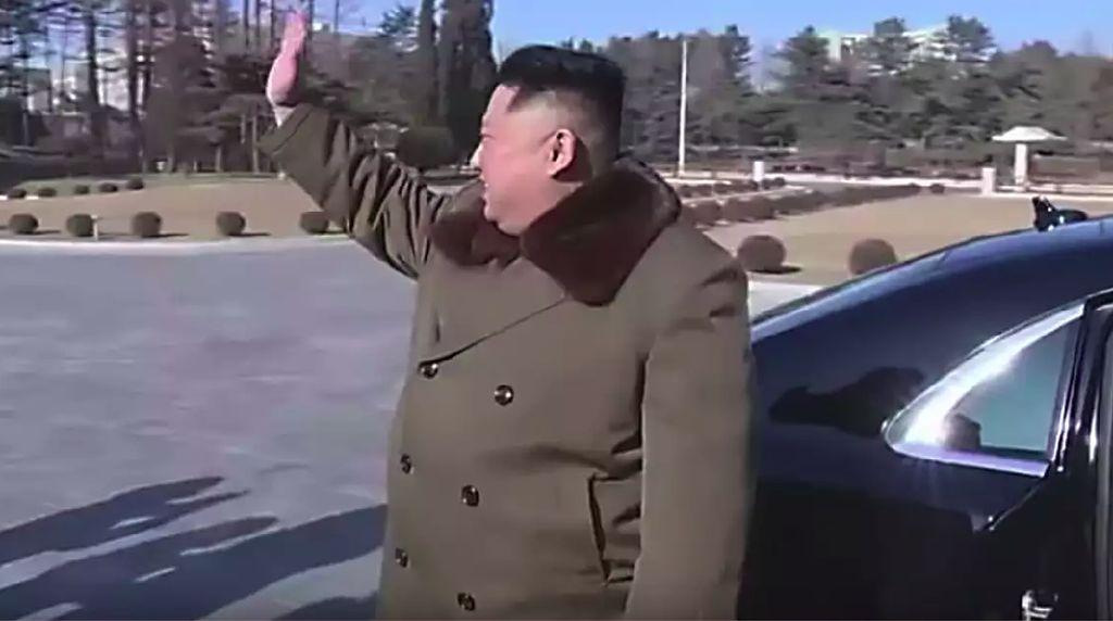 Usai Beli Rolls-Royce, Kim Jong Un Punya Mobil Baru Lagi