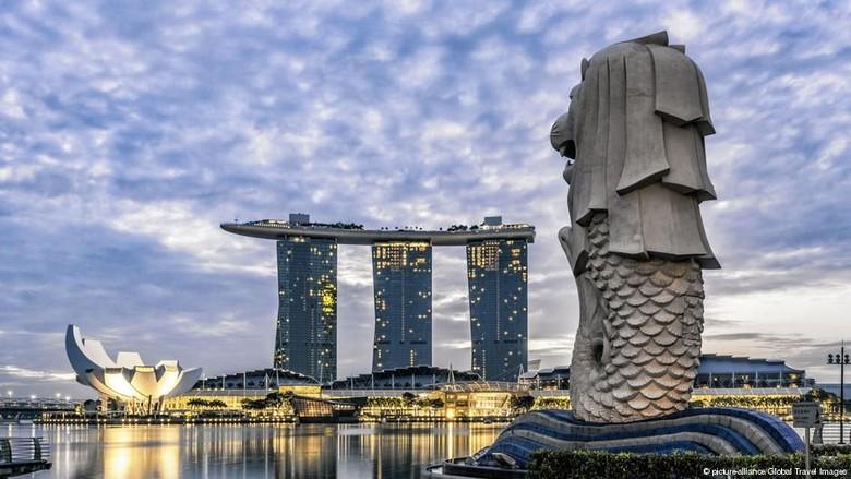 Mulai April, Langgar Lampu Merah Didenda Hingga Rp 5 Juta di Singapura
