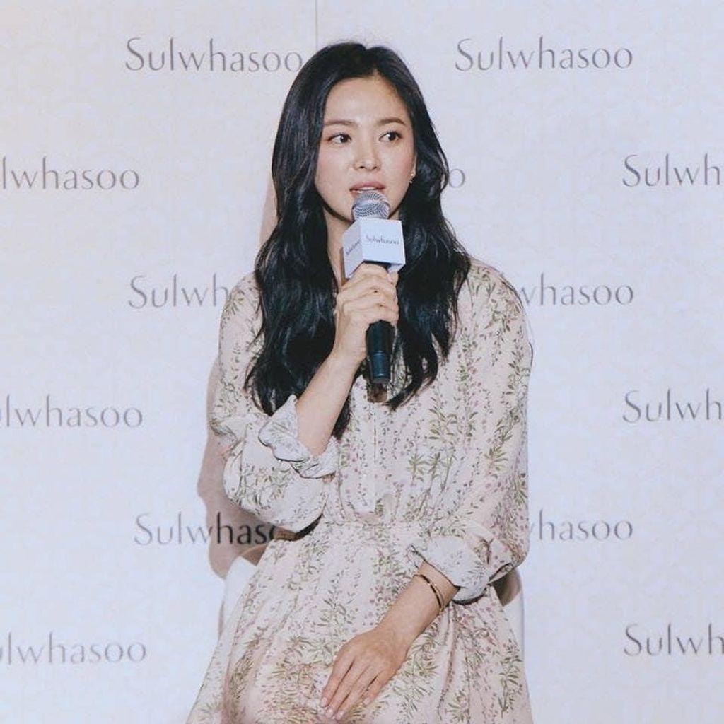 Hiks! Song Hye Kyo Rehat dari Dunia Akting Setelah Encounter