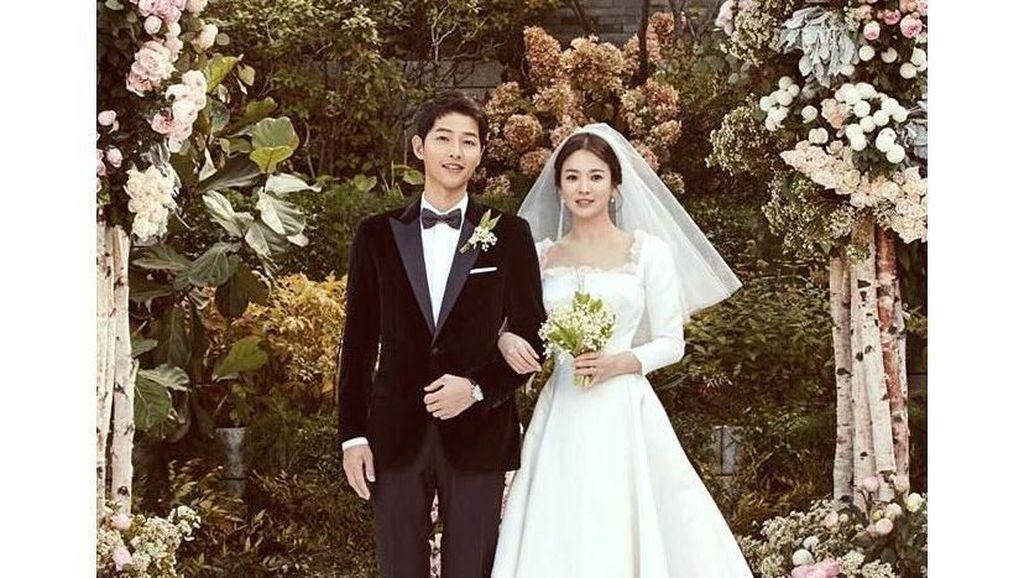 Perjalanan Cinta Song Joong Ki dan Song Hye Kyo dari Waktu ke Waktu