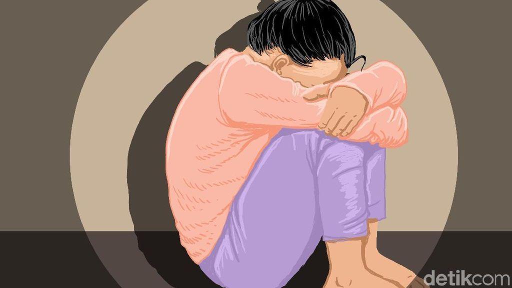 Anak di Riau Ngaku Diperkosa Ayah Kandungnya Tiga Kali Saat Ibunya Kerja