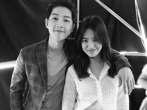 Song Song Couple Cerai, Brand Ini Putus Kontrak Iklan dengan Song Hye Kyo?