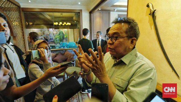 Ketua Seknas Prabowo-Sandiaga, M Taufik.