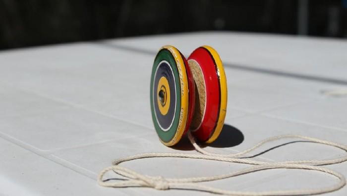 Permainan yoyo (Foto: iStock)