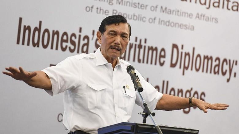 Luhut Undang Rekan Purnawirawan Diskusi, Luruskan Isu Miring soal Jokowi