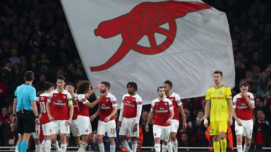 Arsenal Menang karena Bisa Fokus 90 Menit