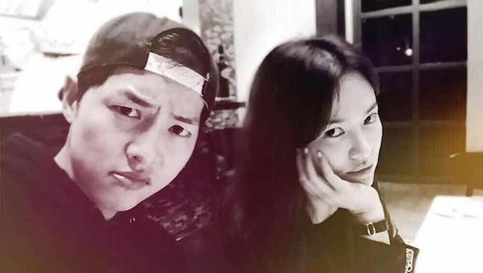 SongSong Couple Resmi Cerai, Netizen Bersedih di Medsos. (Foto: Instagram)