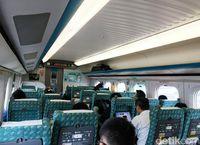 Naik Kereta Peluru di Taiwan, Bikin Jalan-jalan Makin Gampang