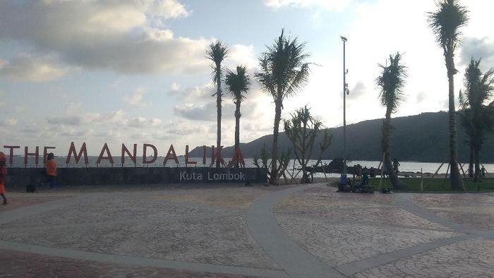 Foto: Mandalika (Harianto/detikcom)