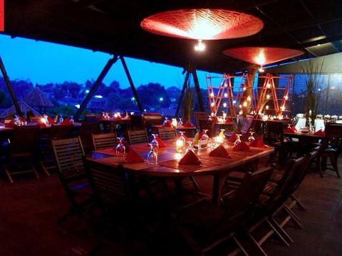 Nikmati Keindahan Kota Jogja Sambil Makan Enak di 5 Kafe Rooftop Ini