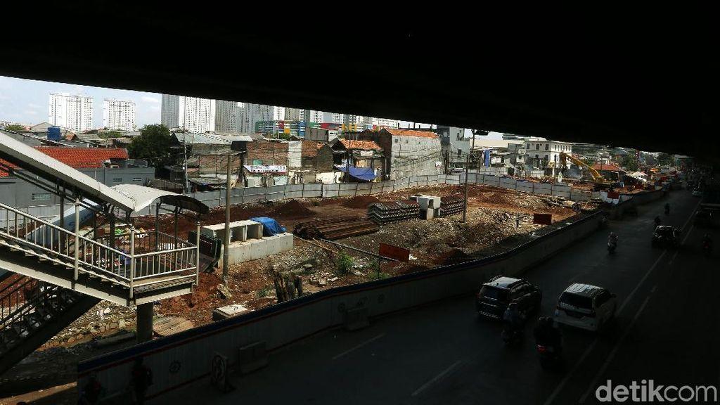 Terkena Proyek Tol Becakayu, Rumah di Prumpung Rata dengan Tanah