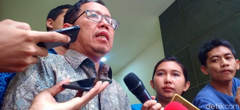 Tutup Mulut soal Substansi, Joko Driyono Puji Penyidik Usai Diperiksa 22 Jam