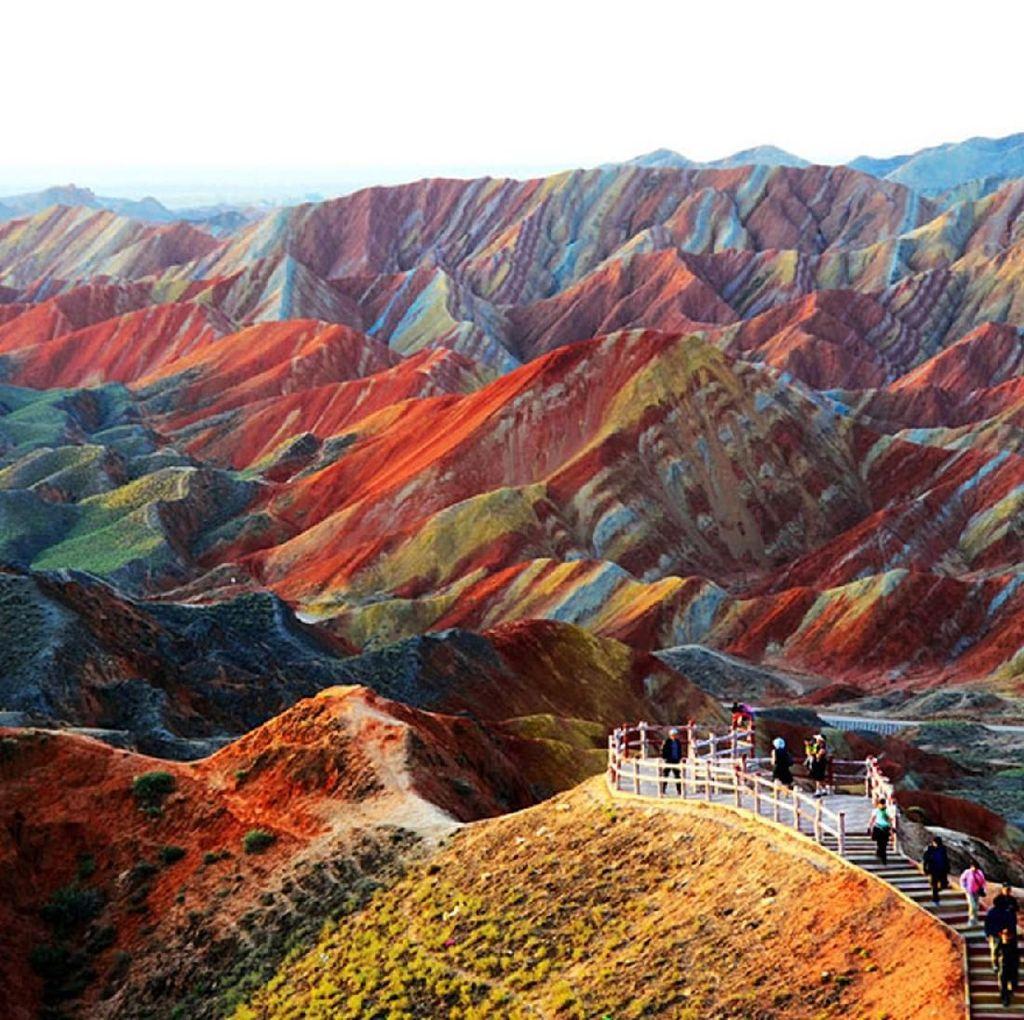 Ini Dia 15 Tempat Instagrammable di Dunia