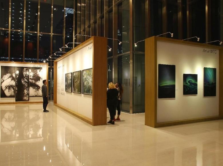 Keindahan Alam Nordik Diabadikan Lewat Pameran Fotografi di Jakarta Foto: Istimewa