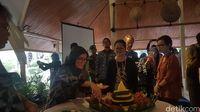 Perayaan setahun Museum Multatuli di Rangkasbitung, Lebak, Banten (Bahtiar Rivai/detikTravel)