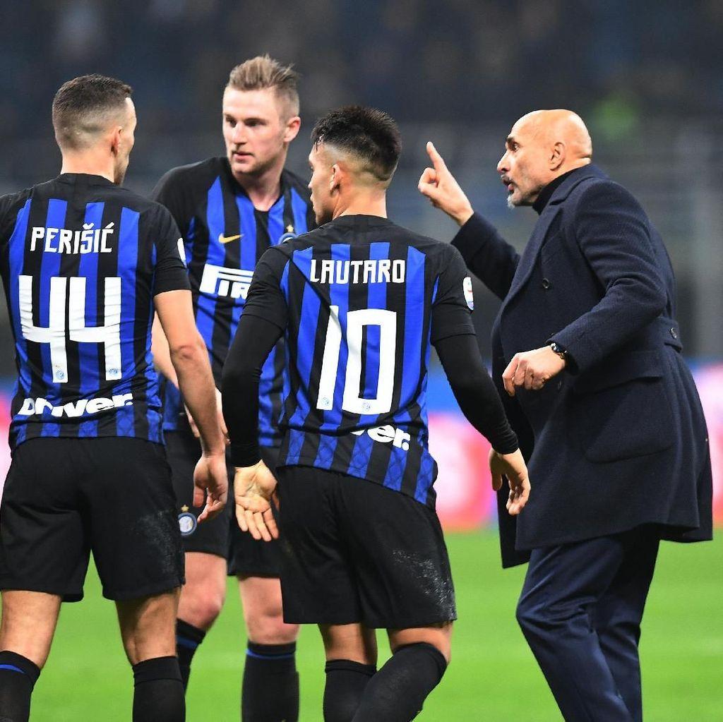 Inter Menang Besar karena Waspada Sejak Awal