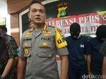 Polisi Tangkap Begal Bersajam yang Sasar Orang Pacaran di BKT Jaktim