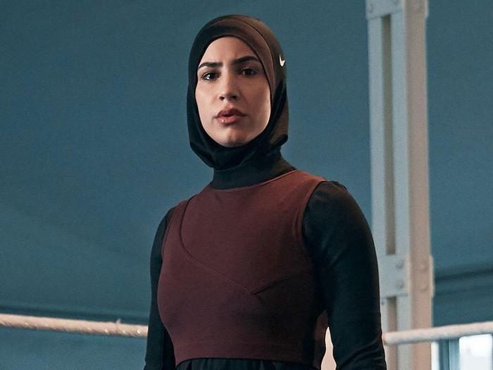 Zeina Nassar. Foto: Instagram/Nike