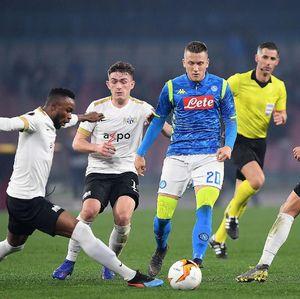 Hasil Liga Europa: Depak Zurich, Napoli Mantap ke Babak 16 Besar