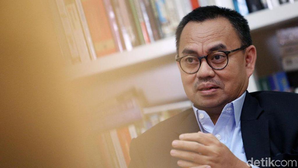 Sudirman Said soal Freeport: Sikap Presiden Berubah-ubah