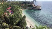 Liburan Akhir Pekan ke Majene, Ada Pantai Dato yang Cantik