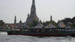 Foto: Sungai Para Dewa di Thailand