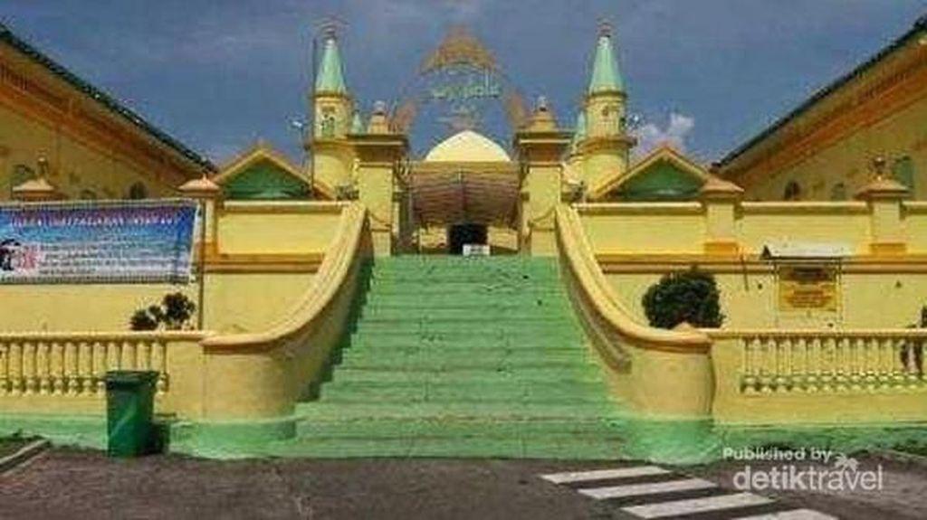 Masjid Raya Sultan Riau, Peninggalan Leluhur Melayu