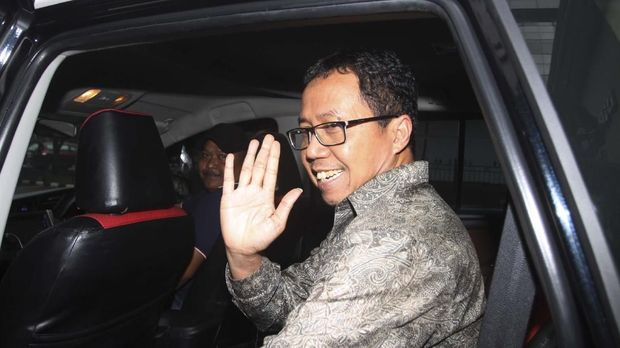 Joko Driyono tersangka penghilangan barang bukti.
