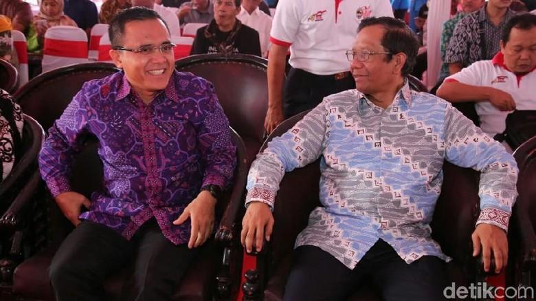 Mahfud Md: Pemilu Ini untuk Kita, Jangan Ngacau!