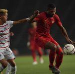 Babak 1: Indonesia Ungguli Kamboja Berkat Gol Marinus