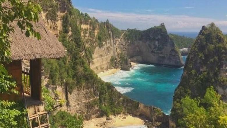 6 Tempat Wisata Nusa Penida yang Wajib Dikunjungi/Foto: (A. Maulana Nugraha/dtraveler)