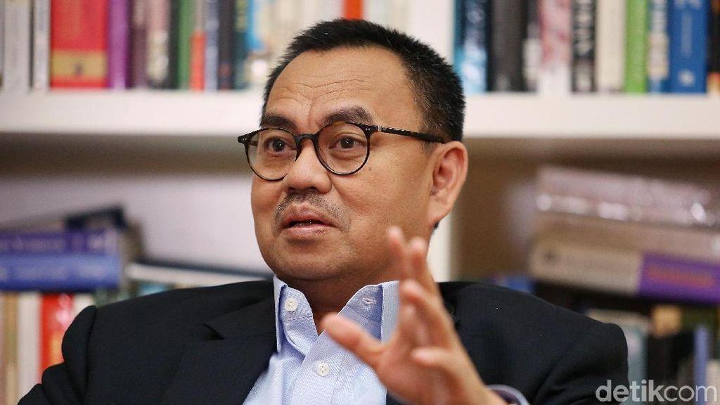 Tonton Blak-blakan SS: Soal Freeport, Sikap Jokowi Berubah-ubah