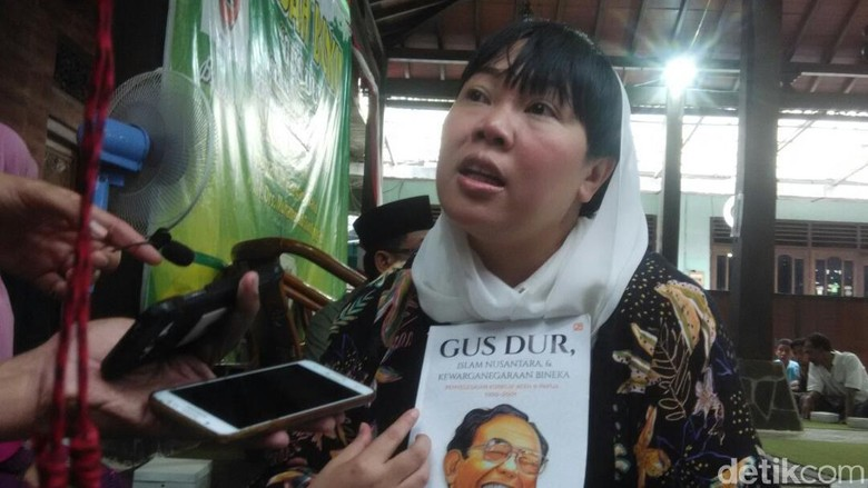 Inayah Wahid: Bukan Hanya Ahmad Dhani yang Bawa-bawa Nama Gus Dur