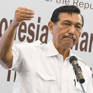 Luhut Beri Aturan Main ke Edhy Prabowo Tangani Kapal Eks Maling Ikan