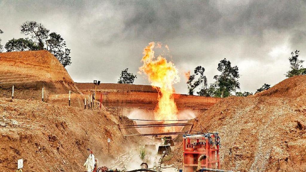 RI Punya Blok Gas Jumbo, Cadangan Ditaksir 2 Triliun Kaki Kubik