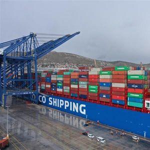 Mengintip Kapal Kontainer Terbesar di Dunia