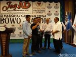 Usung Gerakan Total, Relawan Gatot Nurmantyo Dukung Prabowo-Sandi